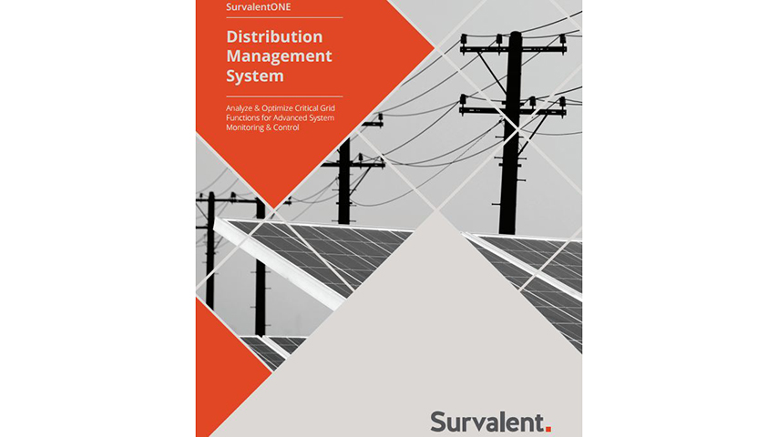 Survalent DMS | Survalent Technology Corporation