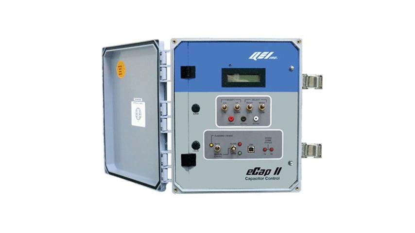 Tủ điều khiển tụ bù MCAP II, ECAP II | QEI LLC