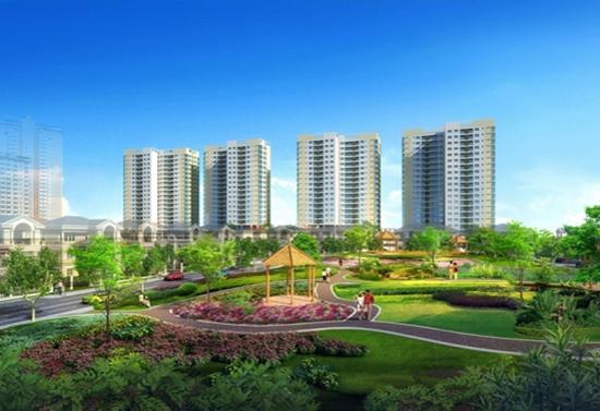 Dự án Hưng Phúc - Happy Resident