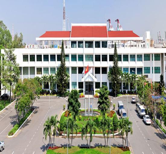 Dự án Khu chế xuất Tân Thuận