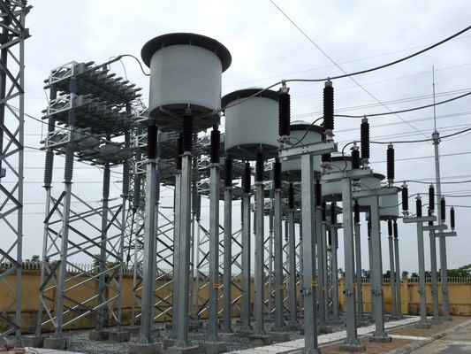 Dự án lắp đặt 6 bộ tụ bù trên lưới truyền tải miền Bắc