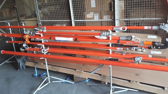EVN SPC Triển khai công nghệ sửa chữa điện nóng (hotline)