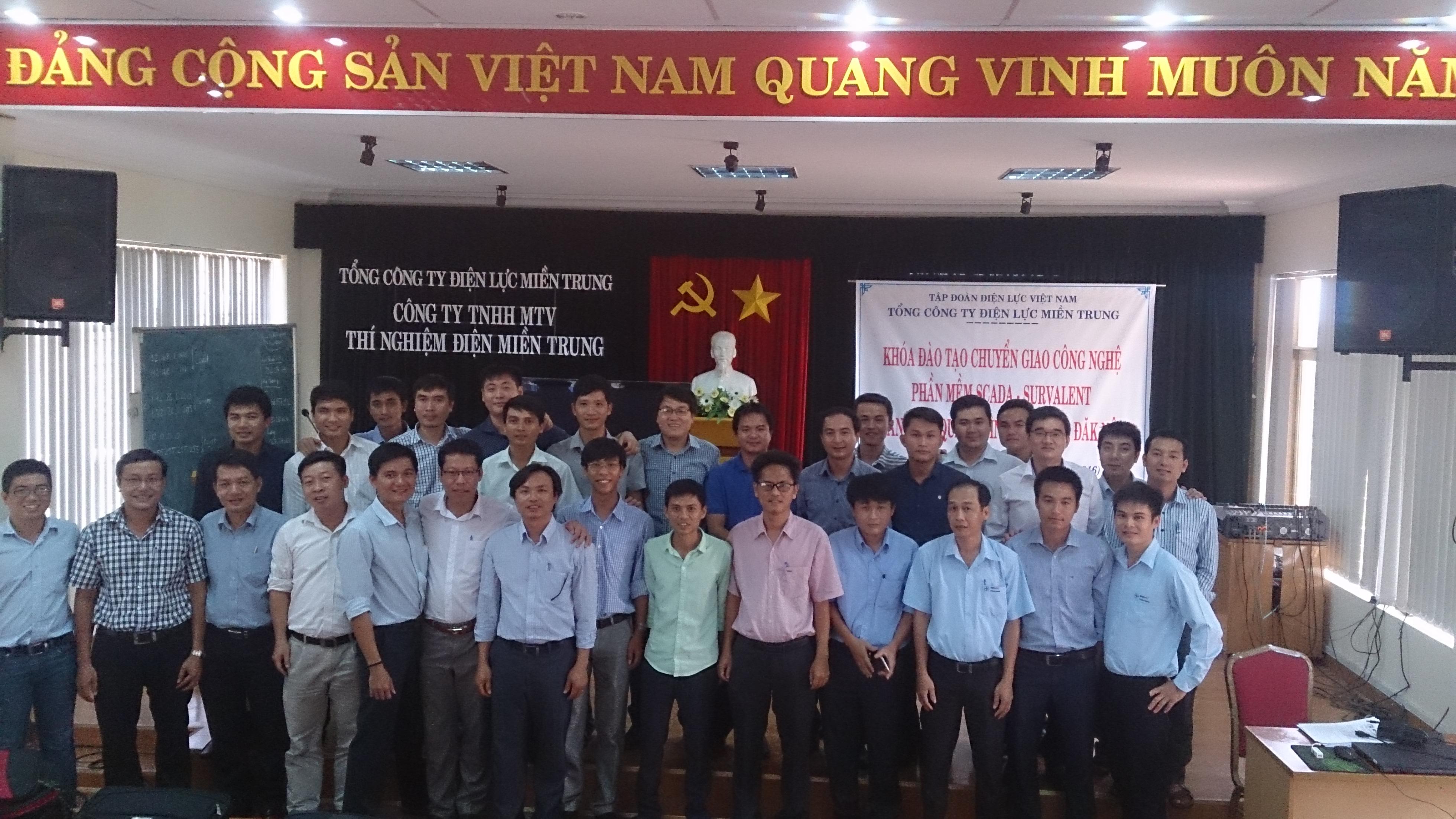 Xây dựng Trung Tâm Điều Khiển 3 Tỉnh  Quảng Bình - Phú Yên - Đak Nông